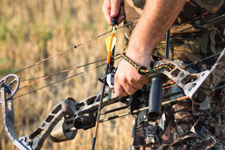 Bow hunter Stock fotó - 44165908