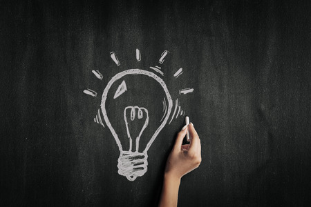 Bright Ideas 스톡 콘텐츠