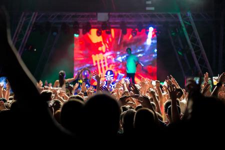 dancing club: Electronic Dance Music Festival