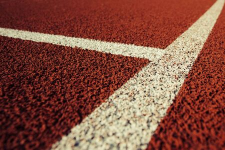 Running track detail abstract background Stock fotó - 133254554