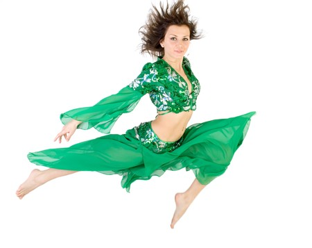 Belly dancing Stock Photo - 6951613