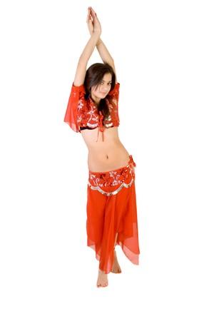 bellydance: Belly dancing