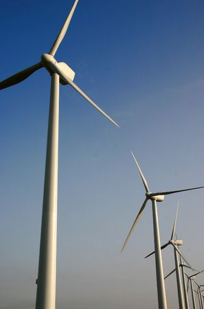 windy energy: Turbine