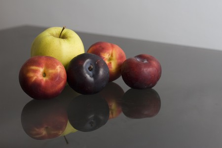 ingestion: Fruit and the healthy eating