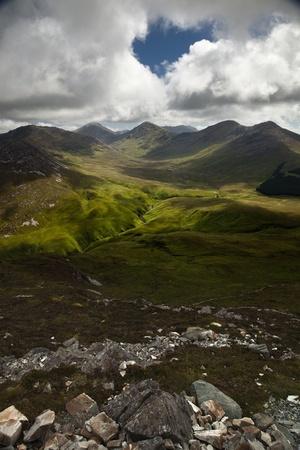 eire: Connemara National Park, Galway county, Ireland, Eire.