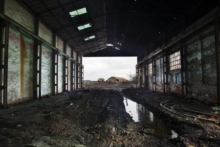 Mines abandonnées de Tharsis - Huelva - Espagne