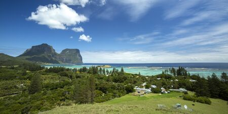 Lord Howe Island, New South Wales, Australia