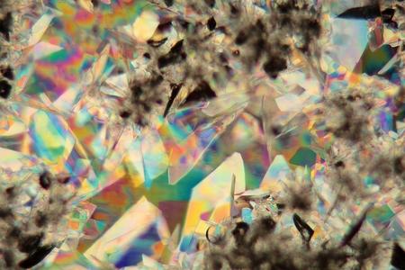sulfate: Potassium sulfate under the microscope