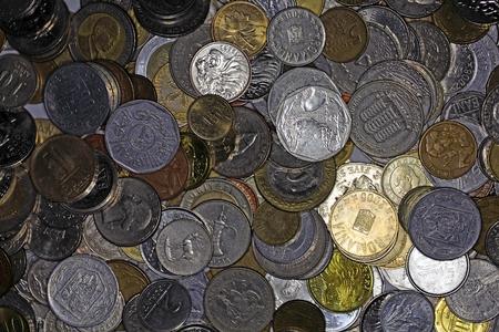 internationally: Old and internationally coins