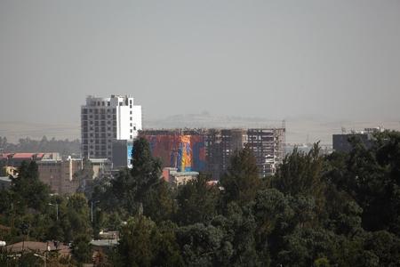 addis: Addis Ababa, Ethiopia Stock Photo