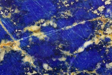 lapis: Polished surface of lapis lazuli