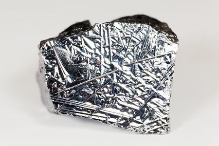 silicon: cristales de silicio puro para uso industrial.