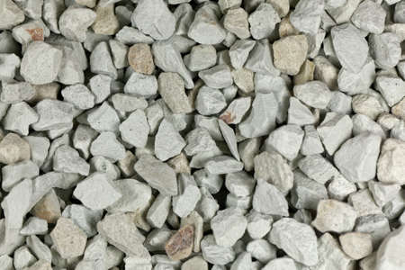 Small zeolite rock fragments as background or texture.