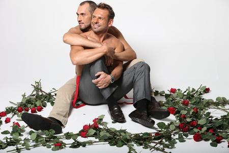 Gay relationship photo