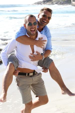 gay couple photo