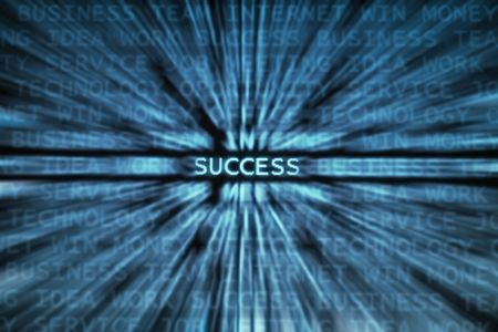 Success word shown in a business words mix background Stock Photo - 884244