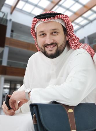 Arabic business man