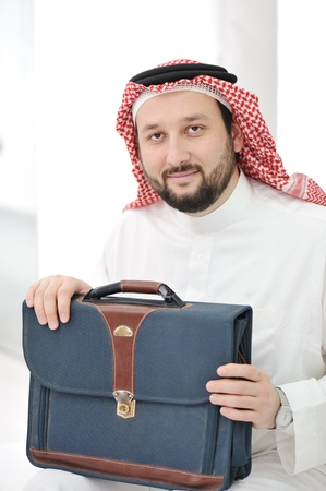 Arabic business man photo