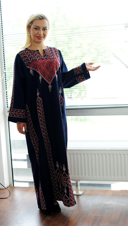 Beautiful muslim arabic woman photo