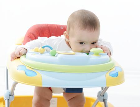 Babywanderer Standard-Bild - 30047149