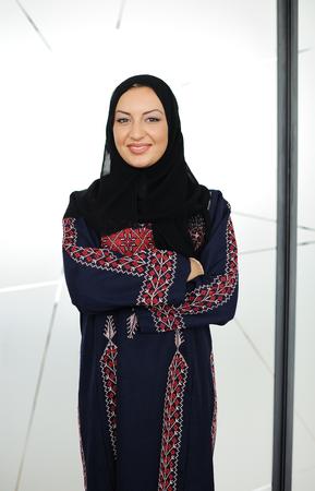 Beautiful muslim arabic woman Imagens