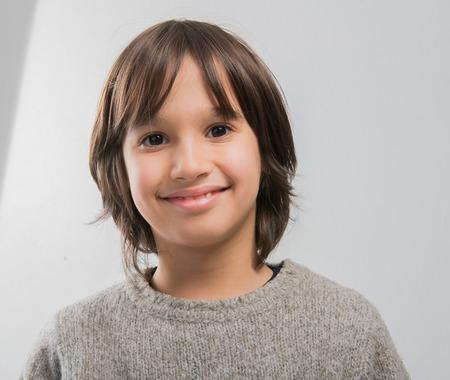 A Happy Child Portrait
