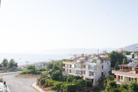 Suburban area on sea Reklamní fotografie