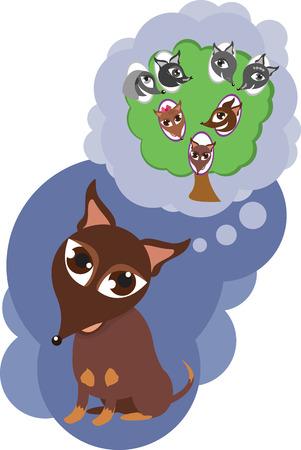g�n�alogie: Arbre g�n�alogique de chiens