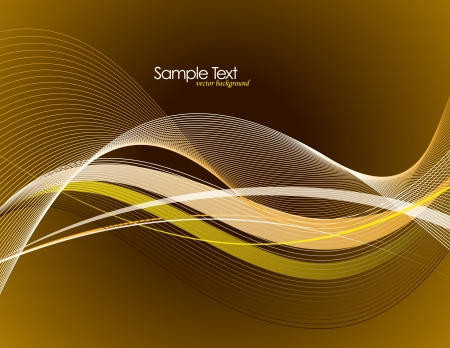 Vector Background  Abstract Illustration  Vector