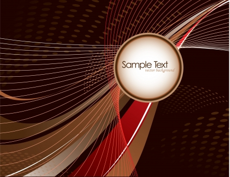 Vector Background  Abstract Illustration Stock Vector - 14441883