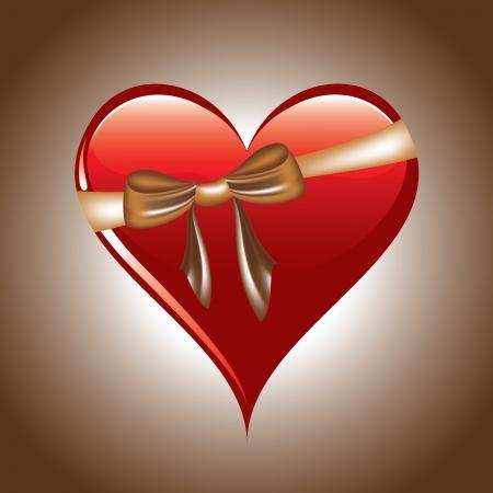 Heart  Illustration in eps10 format