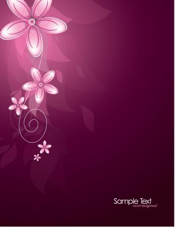 floral: Floral Background