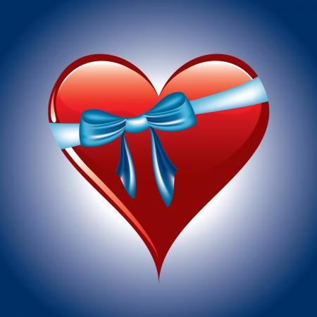 Heart  Illustration Stock Vector - 14533800