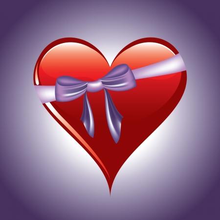 Heart  Illustration Stock Vector - 14550534