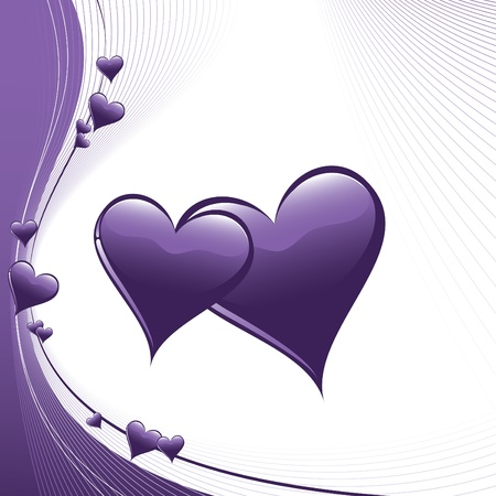 Hearts  Illustration Vector