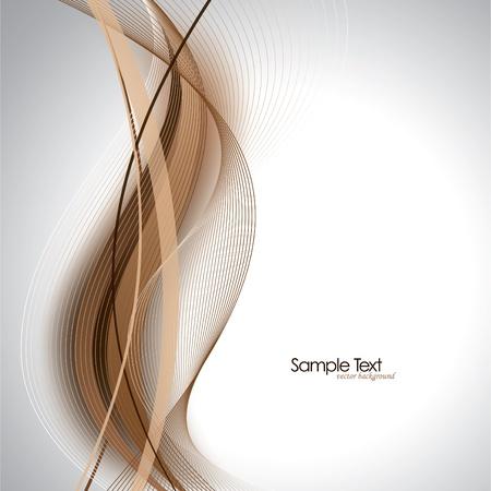 Achtergrond Abstracte Illustratie Stock Illustratie