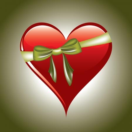 Heart  Illustration Stock Vector - 14602687