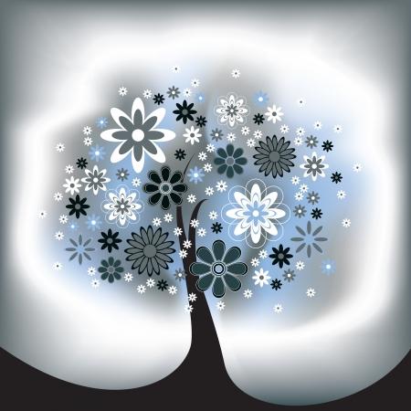 petal: Tree   Illustration