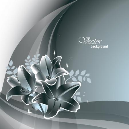 Floral Background Фото со стока - 14692394