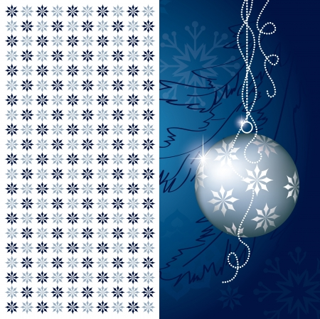 Christmas Background Stock Vector - 14987370