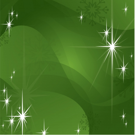 Christmas Background Stock Vector - 14987357