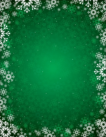 Christmas Background Stock Vector - 14987528