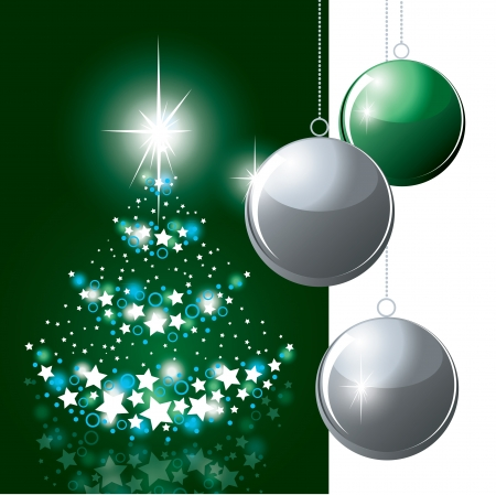 Christmas Background   Stock Vector - 14987451
