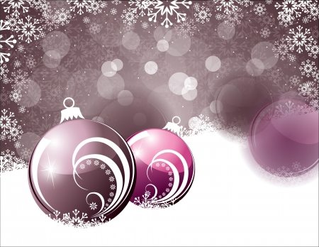 Christmas Background   Stock Vector - 14987535