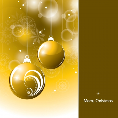 Christmas Background Stock Vector - 14987449