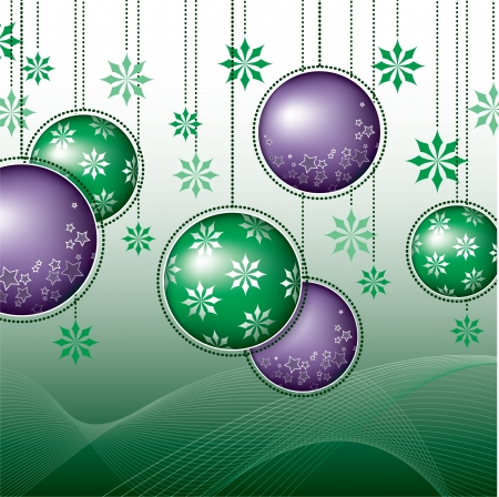 Christmas Background Stock Vector - 15035758