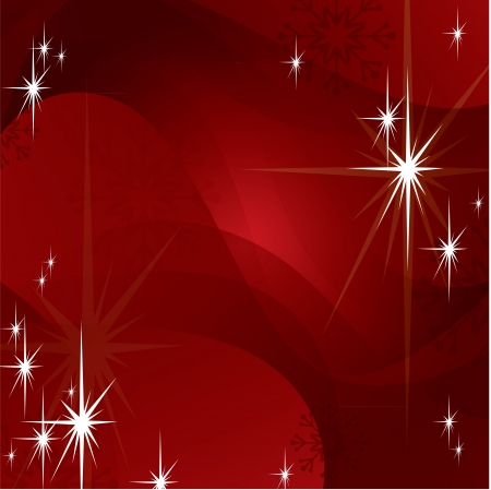 Christmas Background  Abstract Illustration  Stock Vector - 15035728