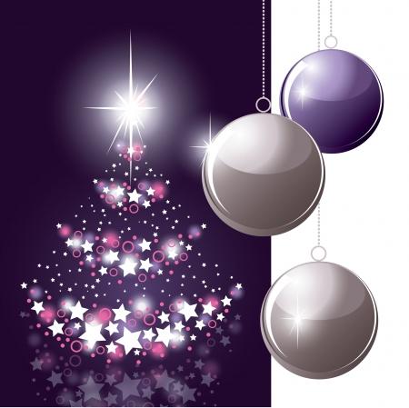 Navidad de fondo Ilustración Abstracta Foto de archivo - 15035759