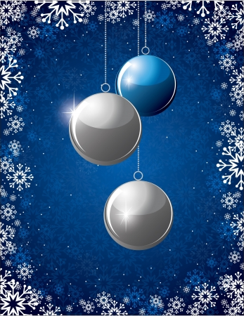 Christmas Background Stock Vector - 15035799