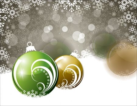Christmas Background   Stock Vector - 15035958